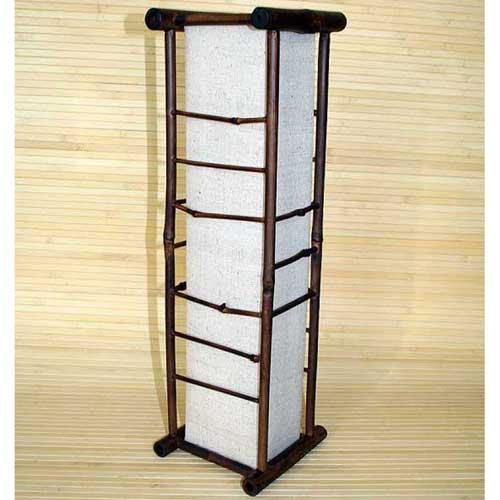 Светильник настенный из бамбука 104112