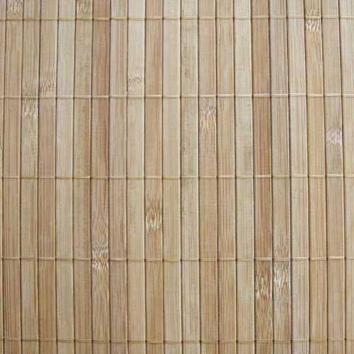 Бамбуковые обои с нитью 11 мм КОФЕ 250 см