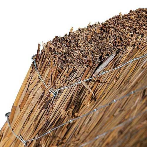 Тростниковый мат 1000 х 1500 х 50 мм