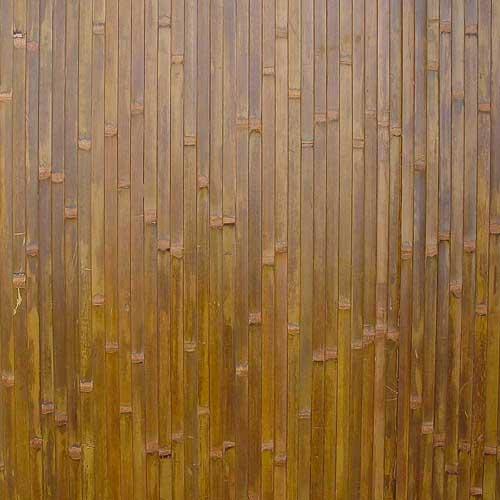 Бамбуковые обои коричневые 200 см фото