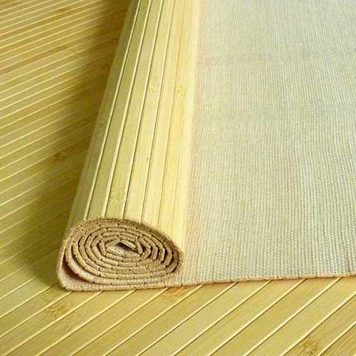 Бамбуковые обои натуральные 11 мм 100 см