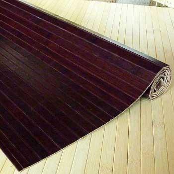 Бамбуковые обои ВЕНГЕ 17 мм 90 см