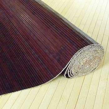 Бамбуковое полотно венге 5-150