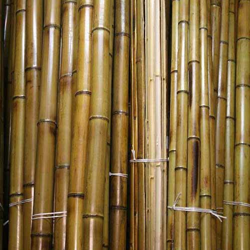 Половинка бамбука в ассортименте