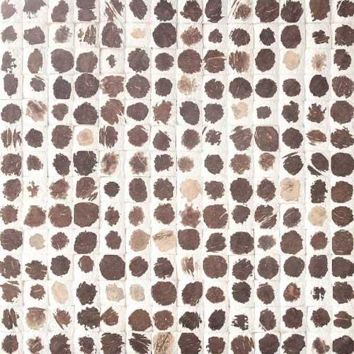 Кокосовая мозаика Капуччино