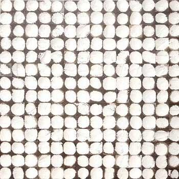 Кокосовая мозаика Капуччино интерно