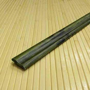 Планки, рейки и  плинтуса из бамбука.