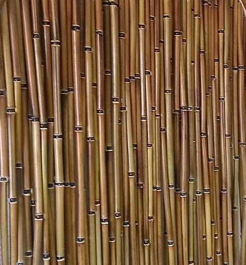 Штора деревянная своими руками