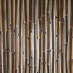 Бамбуковая штора комби