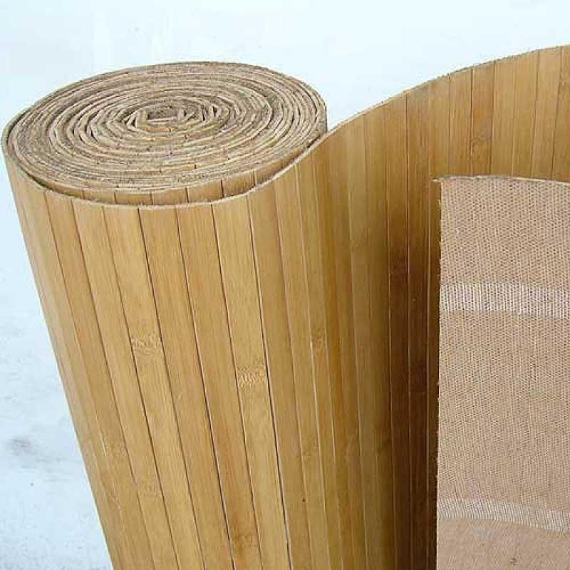 Бамбуковые обои КОФЕ 17 мм 200 см фото