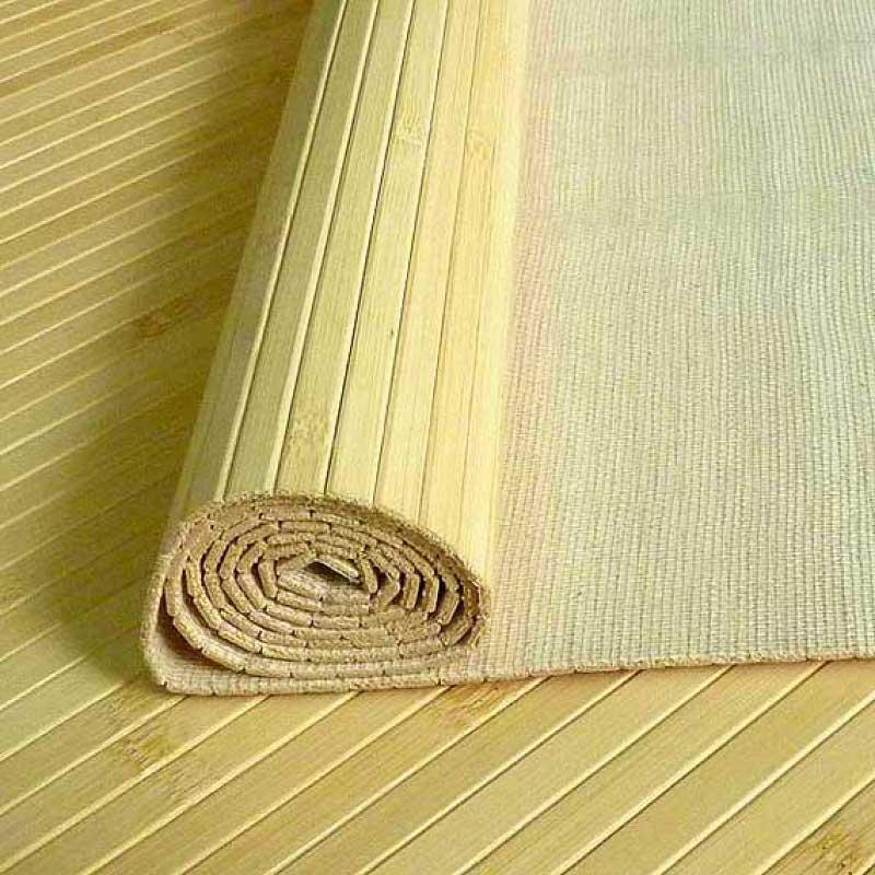 Бамбуковые обои натуральные 11 мм 90 см