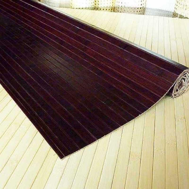 Бамбуковое полотно венге 17-200