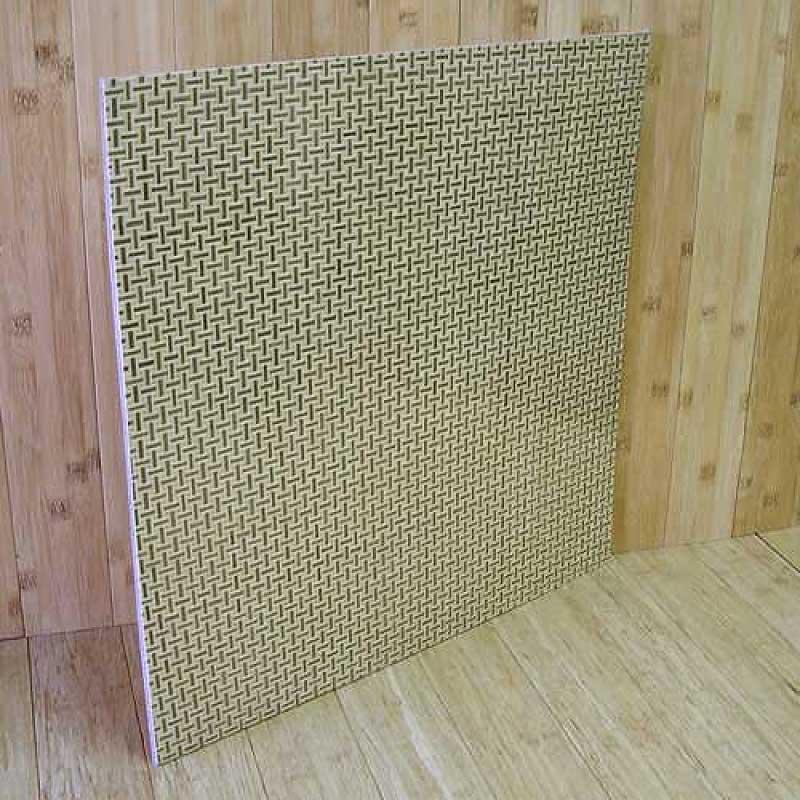 Панель бамбуковая двухслойная Джунгли