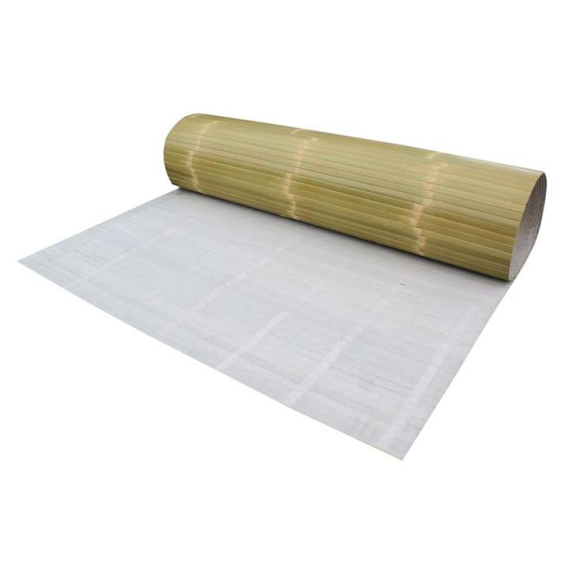 Бамбуковые обои лайм