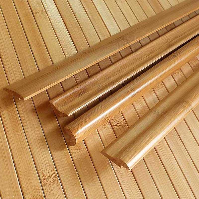 Стыковочная планка из бамбука