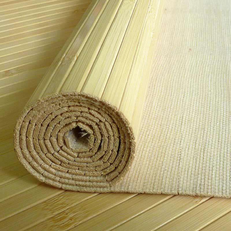 Бамбуковые обои натуральные 17 мм 200 см