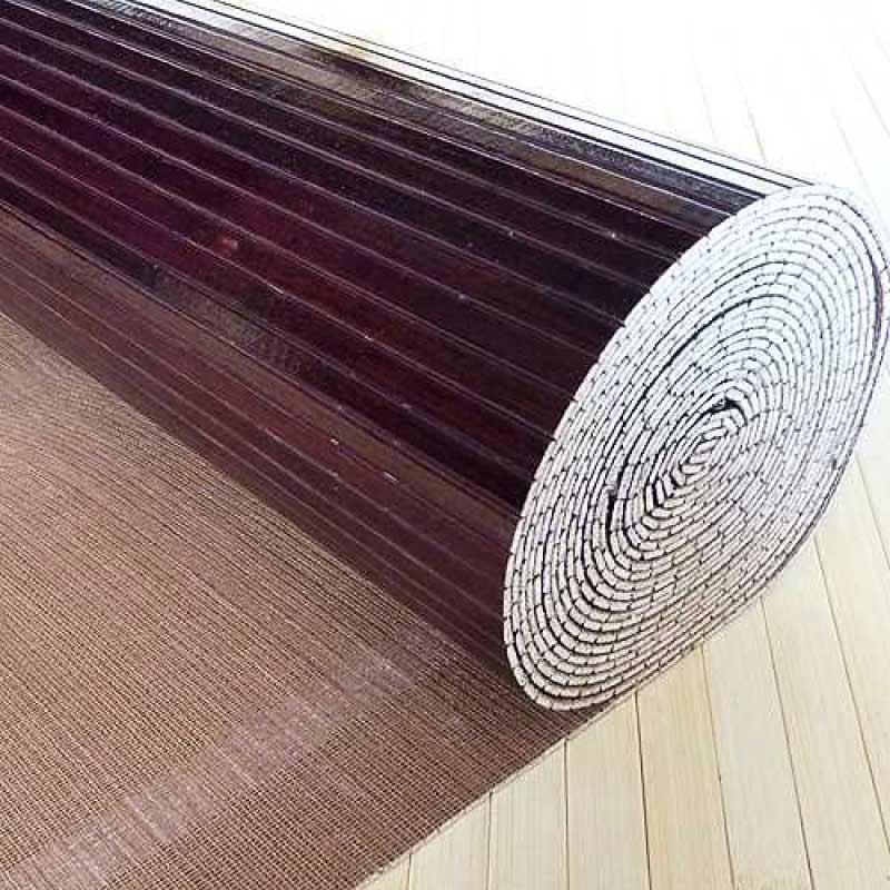 Бамбуковые обои ВЕНГЕ 12 мм 180 см