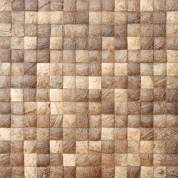 Кокосовая мозаика Латте