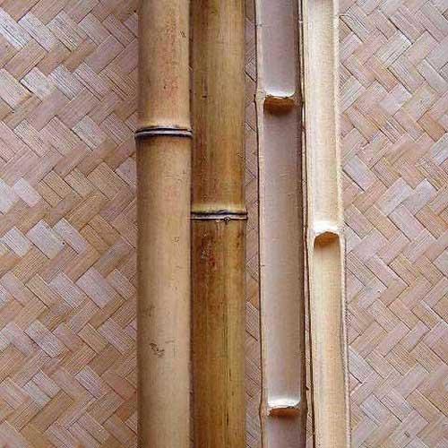 Половинка бамбука стандарт 2 - 3 см