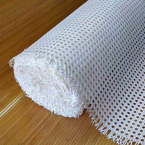 ротанговая сетка белая