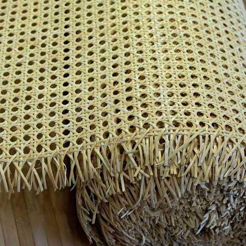 Натуральная ротанговая сетка