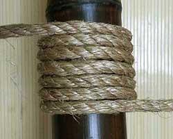 Манильский канат 14 мм