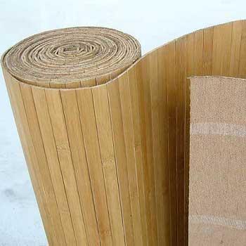 Бамбуковые обои КОФЕ 17 мм 100 см