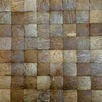Кокосовая мозаика DTM-003