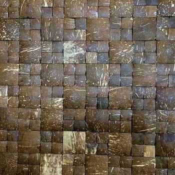 Кокосовая мозаика DTM-005