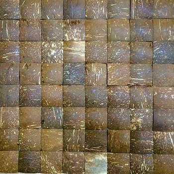 Кокосовая мозаика DTM-007