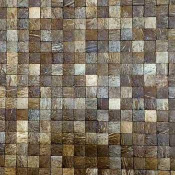 Кокосовая мозаика DTM-008