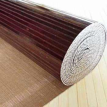 Бамбуковые обои ВЕНГЕ 12 мм 90 см