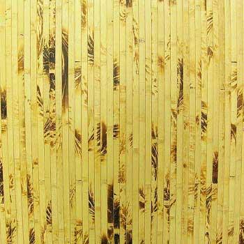 Бамбуковое полотно Жёлтая черепаха 17 мм 180 см