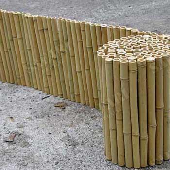 Бамбуковый забор 30 x 300 см