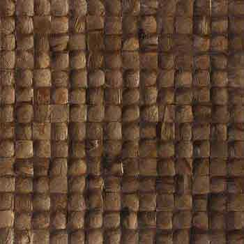 Кокосовая мозаика Эспрессо интерно
