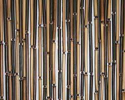 Бамбуковая штора КОМБИ. Цена за кв. метр