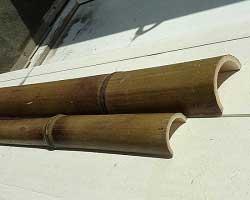 Половинка бамбука купить