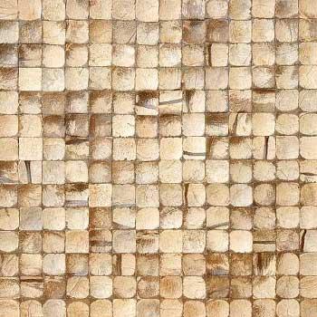 Кокосовая мозаика Латте интерно