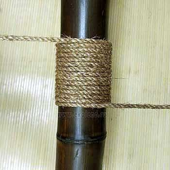 Манильский канат 6 мм
