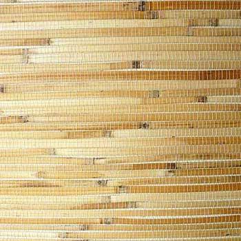 Натуральные обои Бамбук-Тростник D-3110