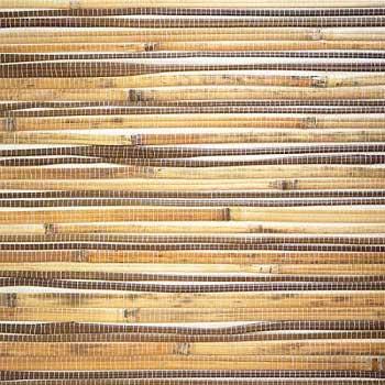 Натуральные обои Бамбук-Тростник D-3128