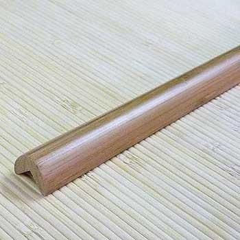 Планка бамбуковая для внешнего угла кофе