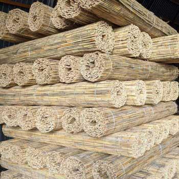 Тростниковый мат 120 x 300 см