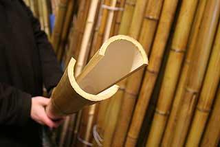 расколоть бамбук