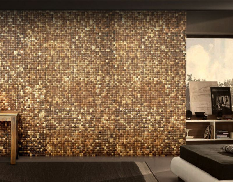 Кокосовая мозаика