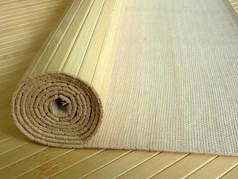 Натуральное бамбуковое полотно
