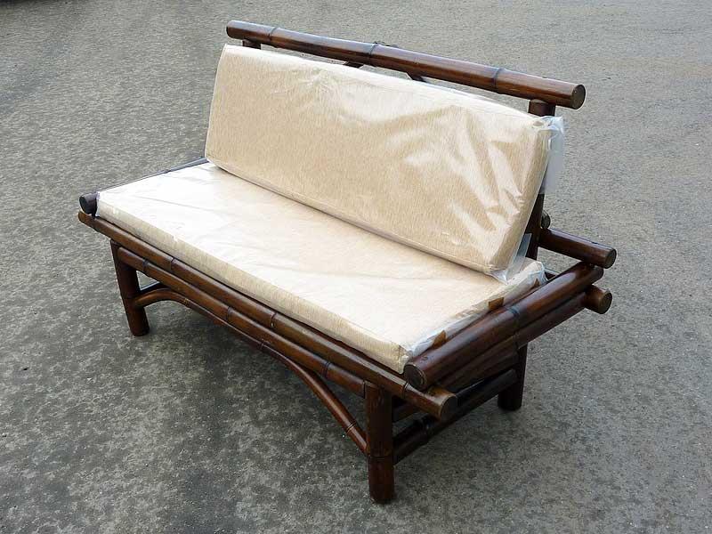 Изготовление мебели из бамбука
