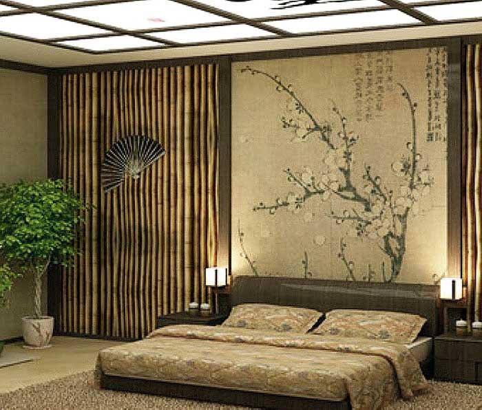 Японский стиль и бамбук