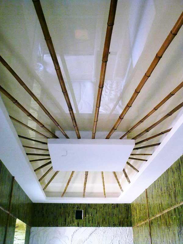 Бамбук и бамбуковое полотно в дизайне