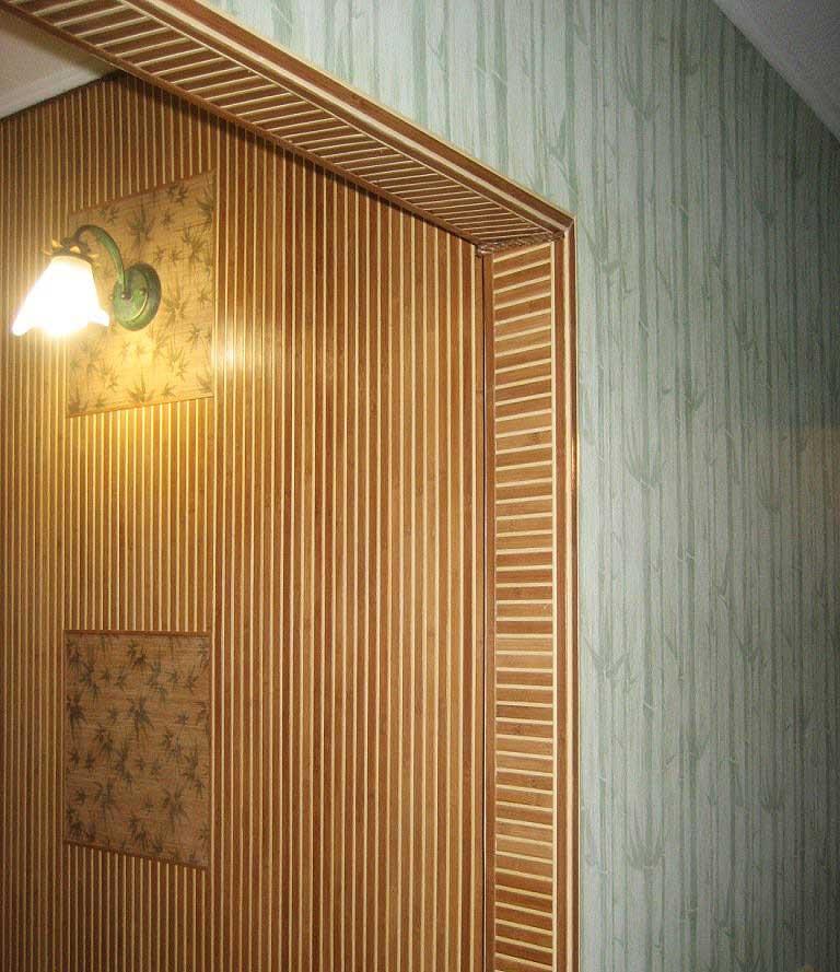 это замечательная бамбуковые панели в прихожей фото свои контакты получите